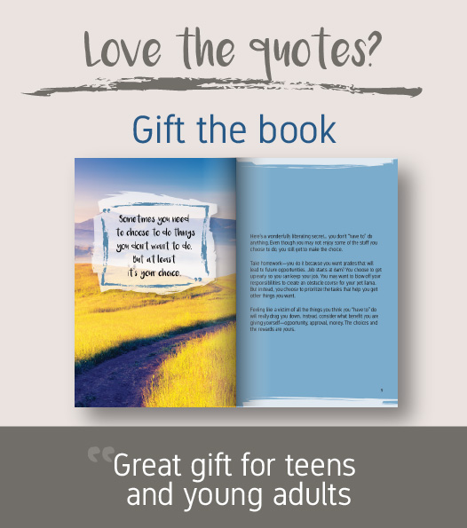 Buy Truth Be Told Book of quote, sayings, advice for teens