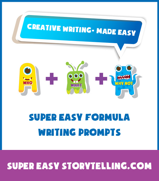 Creative writing and storytelling website for kids