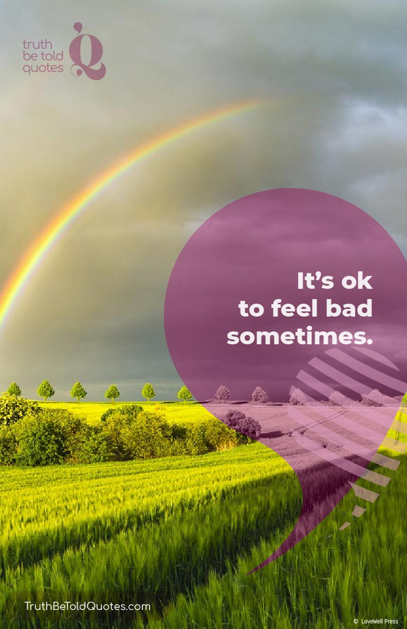 Quote for teens feeling sad